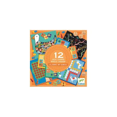 12 CLASSIC BY DJECO