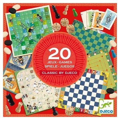 20 CLASSIC BY DJECO