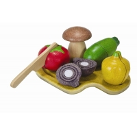 Plantoys - Assorterd vegetables set